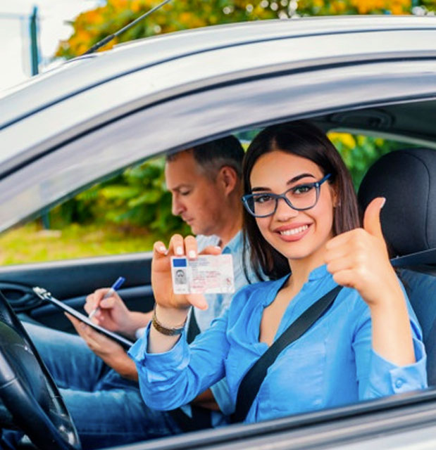 TEEN Driving Lessons (ONLY) 14hr Behind-The-Wheel